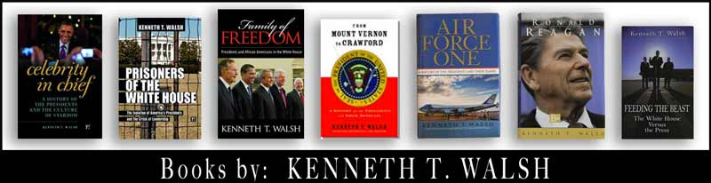 Books by Author Kenneth T. Walsh.